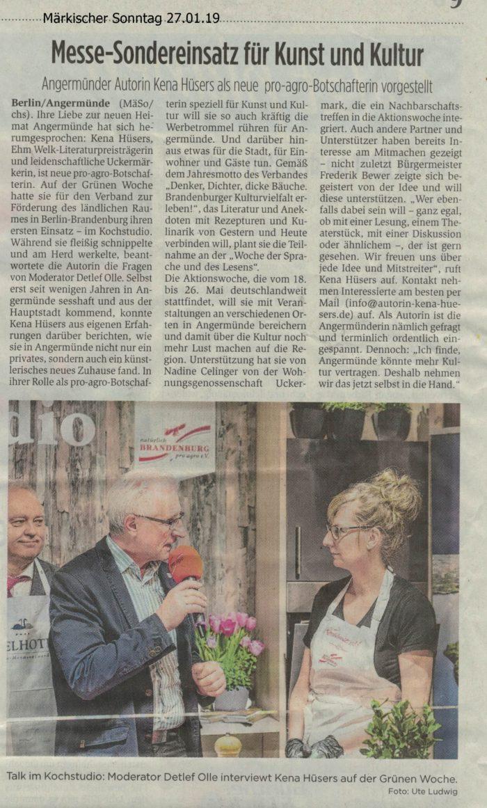 Interview mit Detlef Olle
